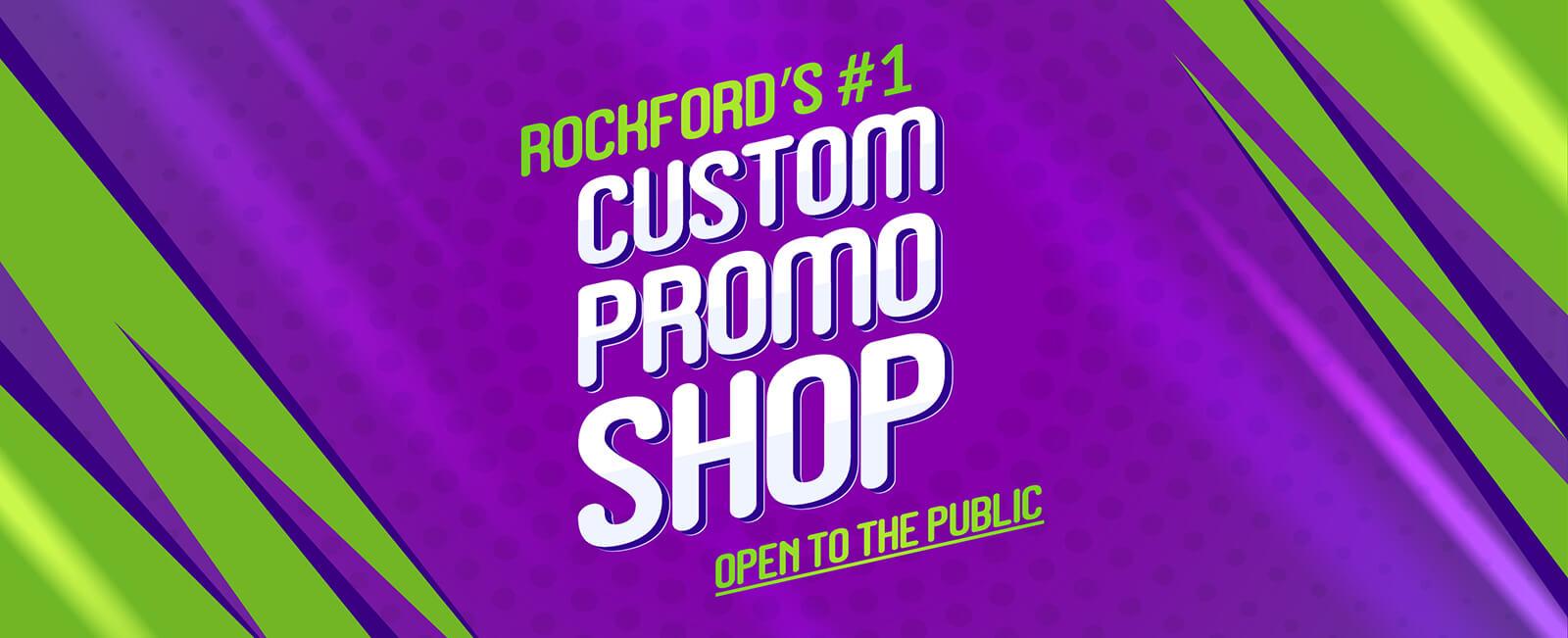 Rockfords #1 Custom Promo Shop
